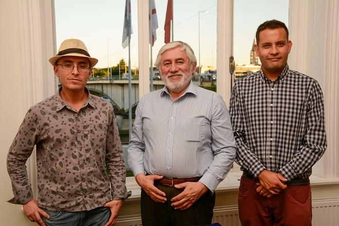 CCM premió a ganadores del Concurso Nacional de Literatura Fernando Santiván