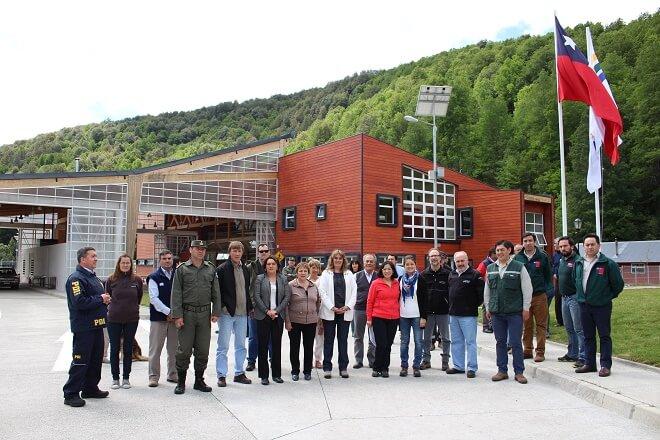 Realizan ejercicio de integración en Complejo Fronterizo Hua Hum, con miras a unificación definitiva