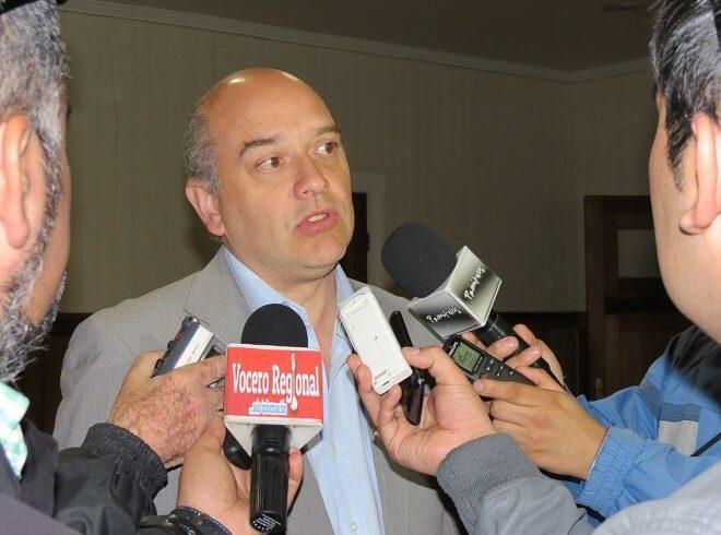 Consejero Regional criticó desinformación de seremi Mejías respecto al desarrollo de proyectos en Valdivia