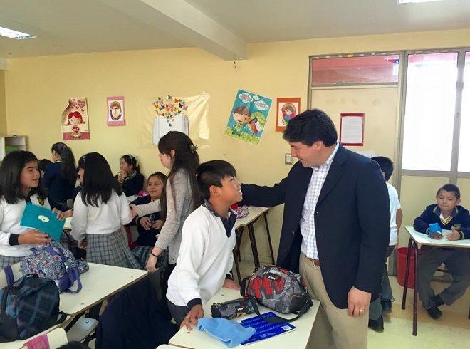 Desde el 10 diciembre el Daem de Valdivia entregará horas de atención para postulación a becas Indígena y Presidente de la República