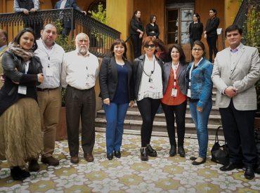 Representantes de la región estuvieron presentes en Encuentro Nacional de Barrios Comerciales