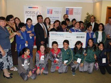 Estudiante de Valdivia representará a la Región de Los Ríos en torneo nacional de Educación Financiera