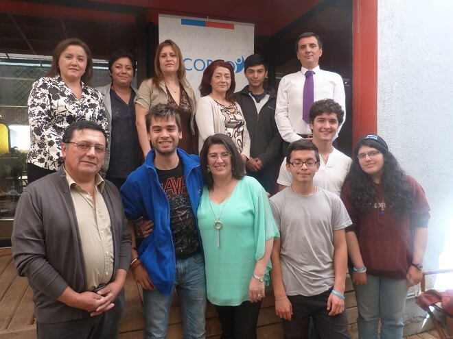 Estudiantes de Los Ríos vivieron un semestre en Nueva Zelanda