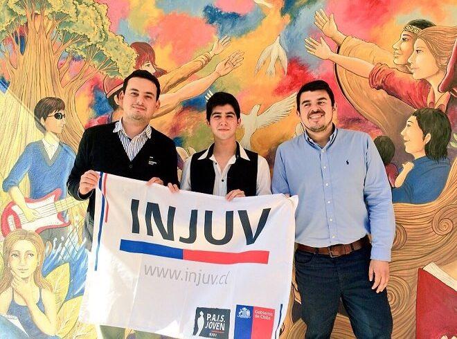 """Joven valdiviano representará a la región en el """"Barco de la Juventud"""" de INJUV y la Embajada de Japón"""