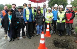 La segunda etapa del proyecto de la Ruta Llifén Arquilhue contempla el asfaltado de 11 kilómetros.