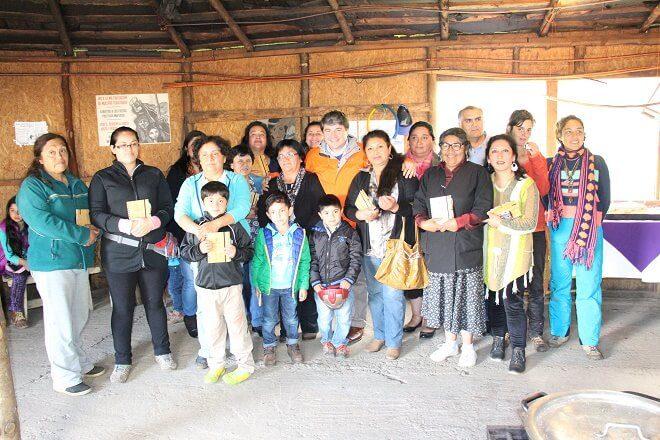 Municipio cerró primera etapa de curso de mapudungun con comunidades valdivianas