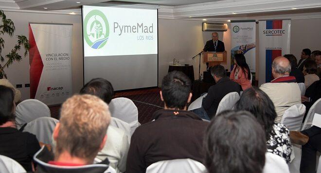 Inacap y Pymemad Realizaron Seminario para Empresas Forestales