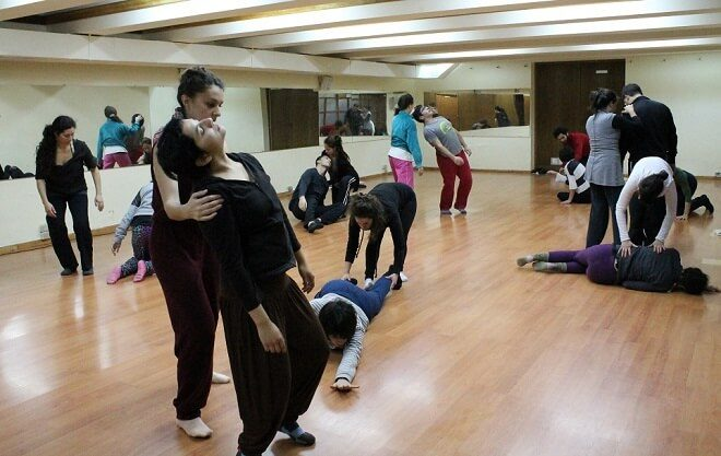 Bailarines cerrarán programa de formación con muestra de creación colectiva