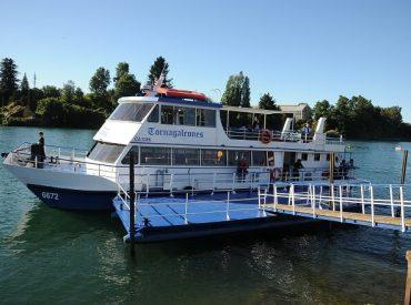 Latitud 40 lanzó temporada de navegación fluvial 2016