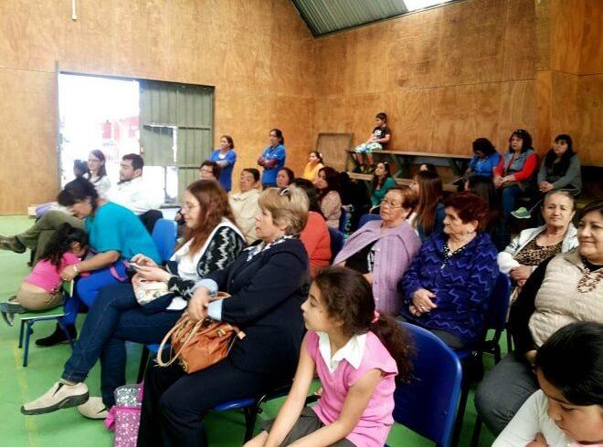 Por primera vez comunidad del CECOF Norte Grande se congregó para celebrar 9° aniversario