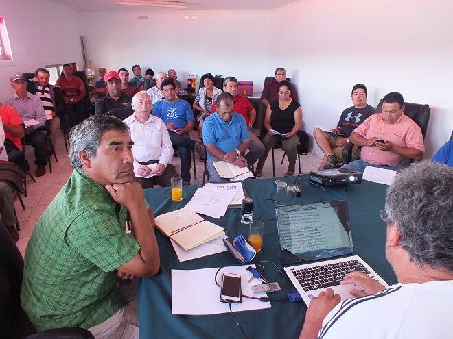 Declaración pública de Fipasur sobre intento en el congreso de anular Ley de Pesca.