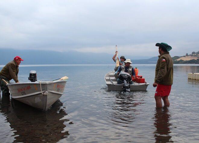 Fundación Chinquihue:  Expondrán proyecto de nodo de pesca recreativa en Los Lagos