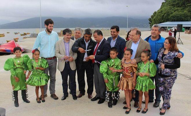 El proyecto fue ejecutado y financiado por el MOP con una inversión de 862 millones. (1)