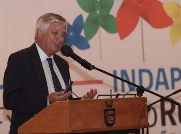 Ministro (s) de Agricultura da el vamos a la ExpoMundo rural en Los Ríos