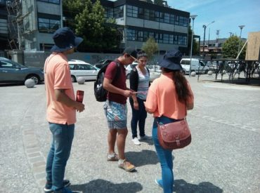 Municipio valdiviano mejora acciones de información turística a visitantes