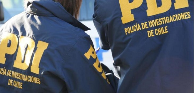 Dos detenidos por agresión a funcionarios de la PDI