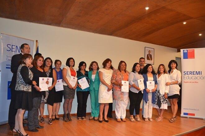 Mujeres y hombres de Valdivia tienen hoy nuevas oportunidades laborales gracias a los programas de Educación Flexible y Más Capaz