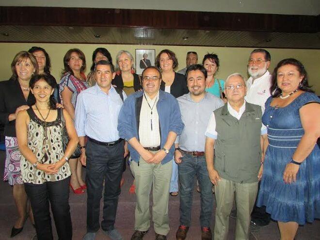 Representantes del sector privado y académico se reúnen en mesa de trabajo por el desarrollo de la Provincia de Valdivia