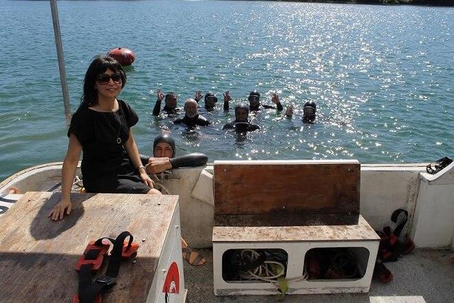 Valdivianos y corraleños se capacitan en oficios de mar a través del programa Becas Laborales del Sence