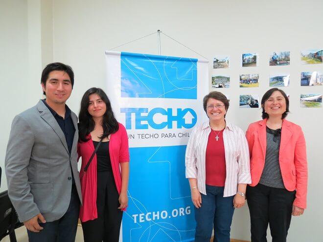 TECHO-Chile de la región de Los Ríos realiza con gran éxito su primer Recuento Público