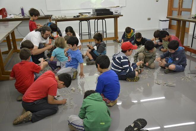 UACh impartirá taller de Paleontología para niños y adolescentes