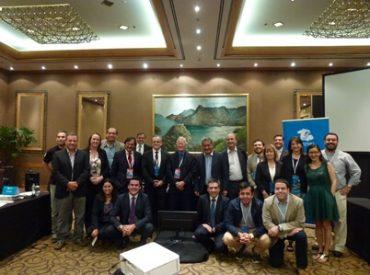 Valdivia recibe a los países miembros de la Organización Regional de Pesca del Pacifico Sur (ORP-PS)