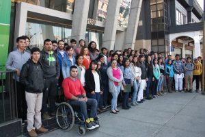 Estudiantes carreras IP y CFT Santo Tomás en Valdivia 2015 (1)