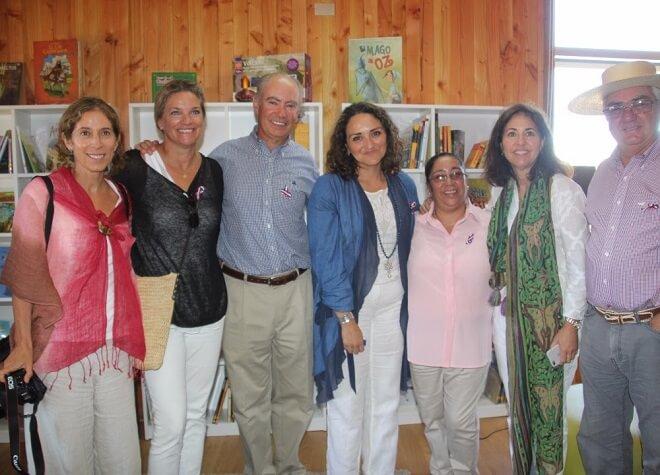 Corporación Futrono y municipalidad inauguraron la primera biblioteca pública en Los Castaños