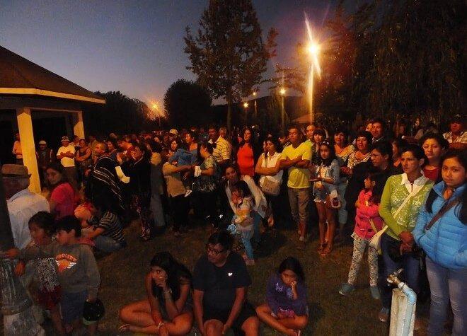 Feria La Veguita de Pichirropulli superó expectativas y se arraiga en la comunidad