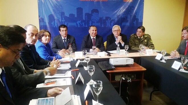 """Intendente Montecinos: """"Ministro Burgos anunció medidas importantes para la región"""""""