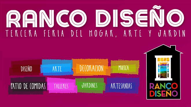 Feria Ranco Diseño prepara nueva versión con más de 100 expositores y artistas invitados