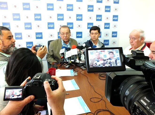 Autoridades manifiestan preocupación por posible traslado de cientos de reos a cárcel Llancahue en Valdivia