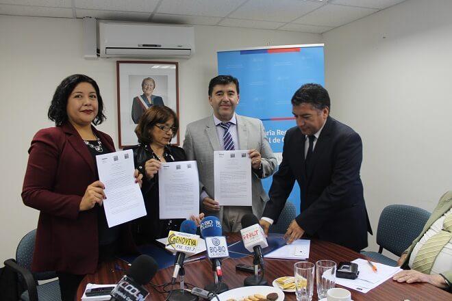 Capacitarán en temas de prevención del consumo de alcohol y otras drogas a Sindicatos de Los Ríos