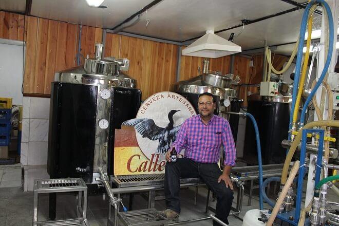 Cerveza Calle – Calle estará en una de las más exclusivas ferias gourmet del país.