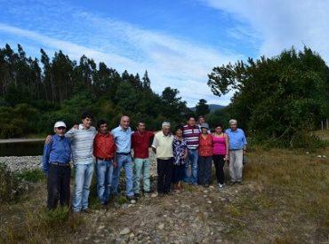 Pequeños agricultores de Los Ríos se informan sobre las líneas programáticas de INDAP