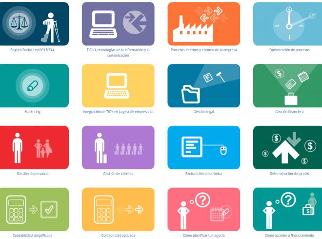 Sercotec ofrece seis nuevos cursos de capacitación gratuitos para emprendedores y microempresarios:Seis mil cupos mensuales