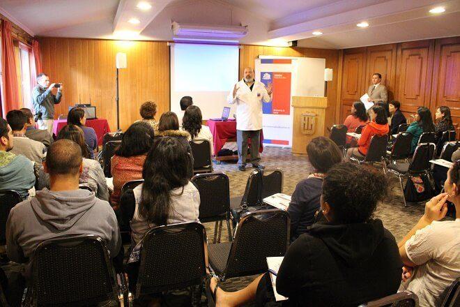 Seremi de Salud realizó el primer taller de capacitación y certificación de discapacidad