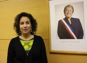 Verónica Baquedano
