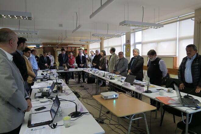 En sesión plenaria CORE Los Ríos realizó emotivo homenaje a ex Presidente Aylwin