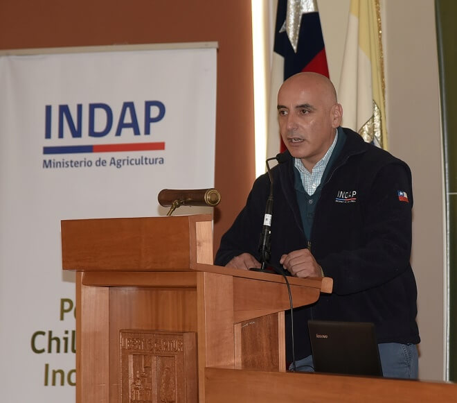 Director de INDAP visita Nueva Zelanda para conocer experiencias en materias silvoagropecuarias