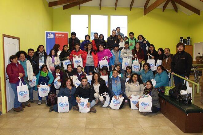 Primera Escuela Especial de Los Ríos beneficiada con el Programa Gira de Estudios de SERNATUR viaja al BioBío.