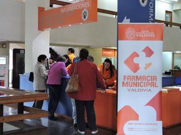 Fuerte interés de mujeres marca inicio de inscripciones para la Farmacia Municipal de Valdivia
