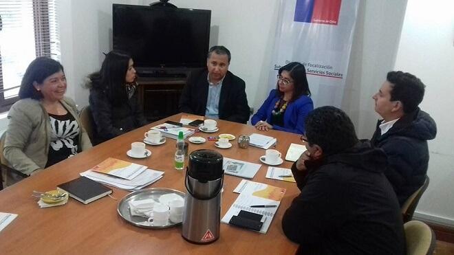 Gabinete Social coordinó trabajo sectorial con servicios asociados