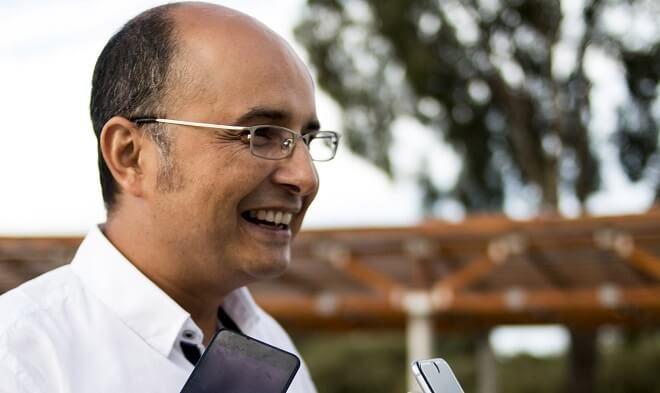 Presidente del PS regional hace un llamado a la DC a trabajar por la unidad de la Nueva Mayoría en Los Ríos
