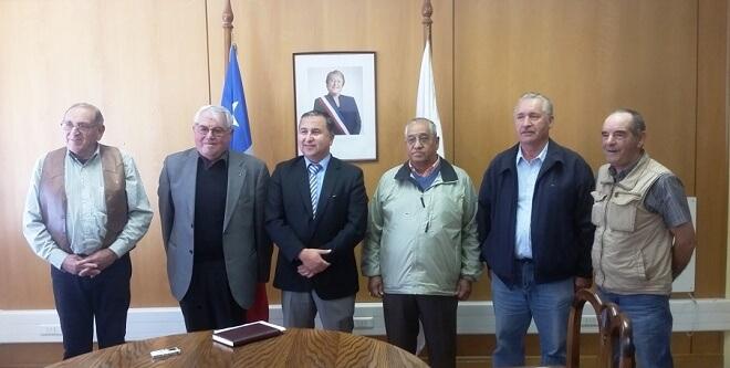 Intendente Montecinos y Consejo Regional Bomberos valoraron leyes que regulan su situación