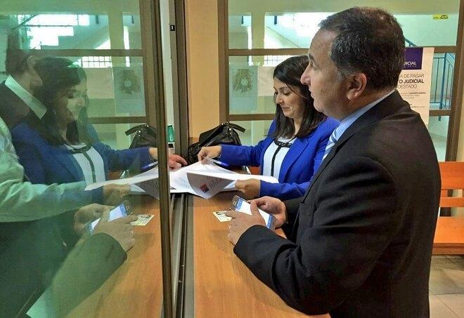 Intendente Montecinos interpuso querella por delito común de incendio a maquinarias de empresa Cran Chile