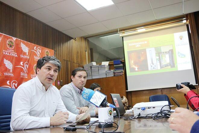Municipalidad de Valdivia lanza inédito concurso contra contaminación atmosférica