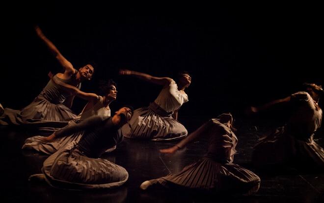 La danza mueve a Los Ríos