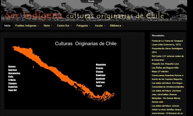 Leyendo en la Web a los Pueblos Originarios III