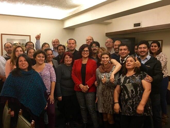 Movimiento ciudadano #RecuperemosValdivia fue constituido oficialmente